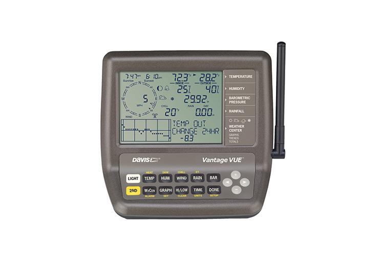 Davis Vantage Vue >> Davis Instruments 6351 Vantage Vue Wireless Console/Receiver