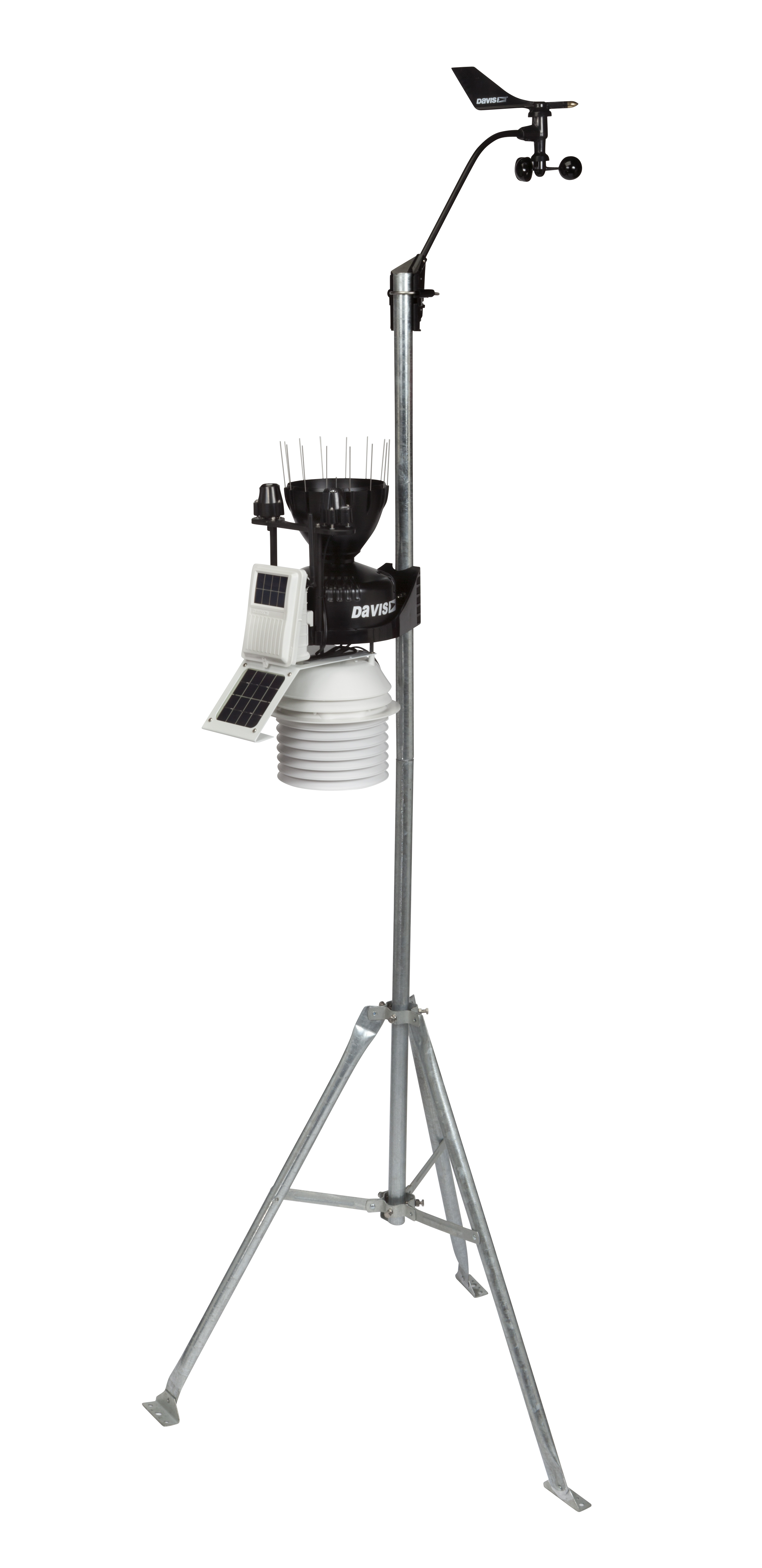 davis instruments 6163 wireless vantage pro2 plus with 24