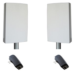 EZ-Bridge EZBR-0214+ LT2+ 802.11G/N Point To Point Wireless Bridge System