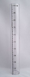 RG-204 Replacement/Extra Measuring Tube for RG202 Rain and Snow Gauge