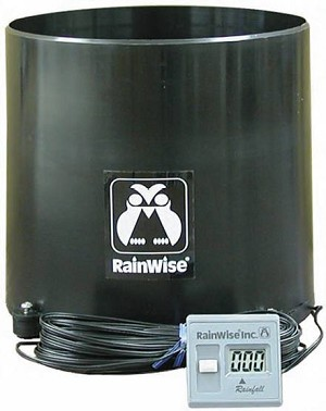 RAINEW 111 Wired Rain Gauge
